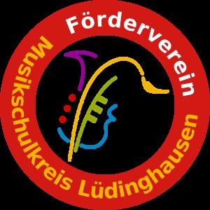 Logo des Fördervereins des Musikschulkreises Lüdinghausen
