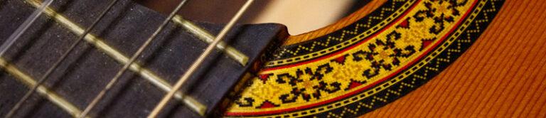 Bild Zupfinstrumente