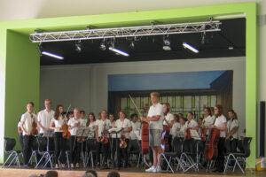 JSO Lüdinghausen / Auftritt beim Musikschultag in Werne
