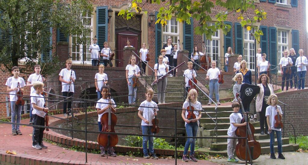 T-Shirt-Aktion des Vororchesters