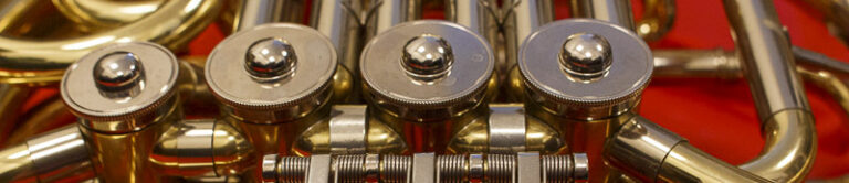Symbol Blechblasinstrumente