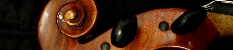 Symbol Streichinstrumente