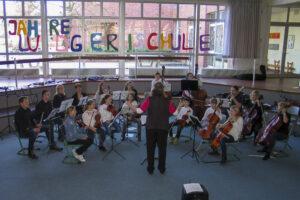 Konzert mit dem Projektorchester