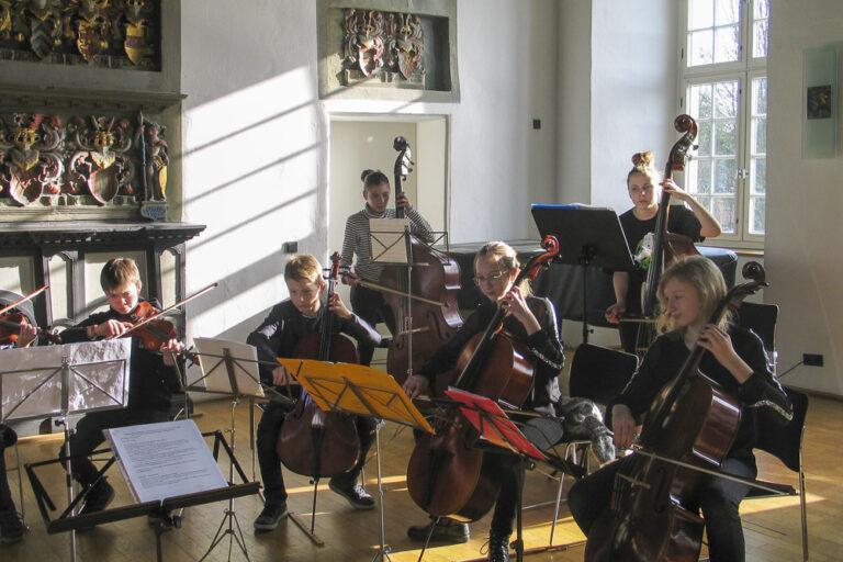 Vororchester / Konzert 2019