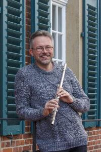 Andreas Heitkamp - Lehrer für Querflöte