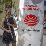 Christina Fipper beim Jugend musiziert RW in Heek
