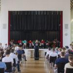 Auftritt der Vororchester